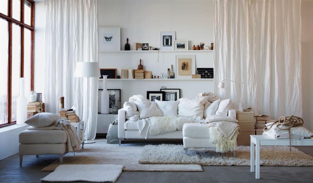 Ikea 2013 catalog unveiled inspiration for your home - Ikea living room modern ...