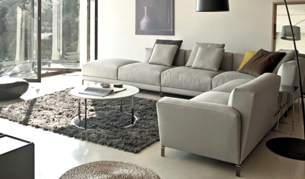 Italian Furniture Brands Throughout View In Gallery An Italian Modern Modular Sofa Chic Furniture Manufacturers