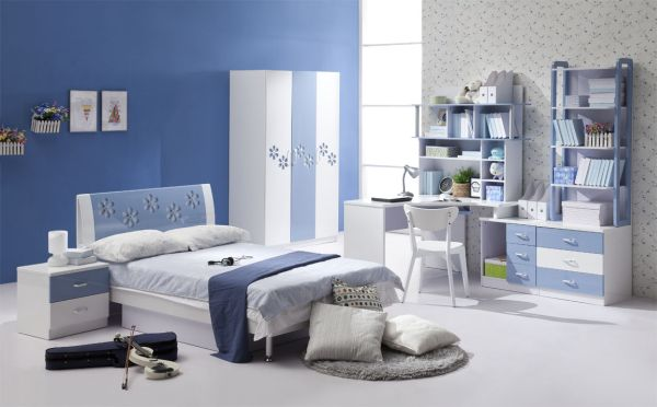 Kids bedroom for the elegant heir