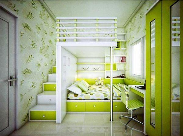 lime green modern bedroom design lime green kids room