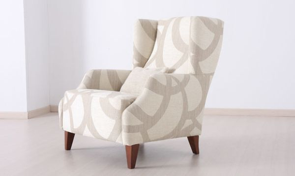 15 Unique Armchairs And Loveseats Sofas With Fancy Upholstery