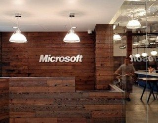 Microsoft Offices in Redmond: Future vision merges the casual & the corporate