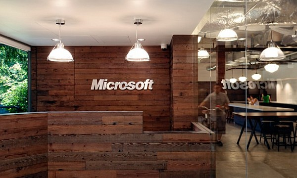 Microsoft Offices Redmond Campus 2 Microsoft Offices in Redmond: Future vision merges the casual & the corporate