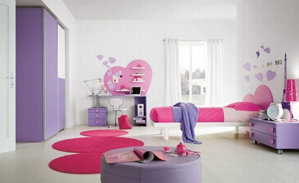 23 modern children bedroom ideas for the contemporary home 12935 | pretty pink bedroom