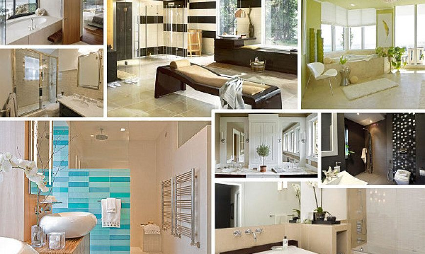 Relaxing Bathroom Designs That Soothe the Soul