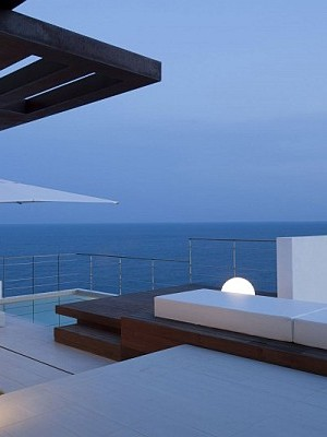 Stunning villa design in Ibiza