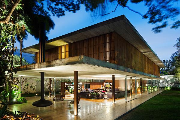 Toblerone House – Sao Paulo 1