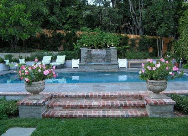 Cool And Fabulous Pool Terrace Design Ideas