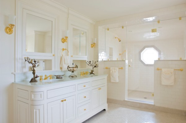 Relaxing bathroom designs that soothe the soul for New england style bathroom ideas