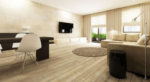 Decorating Ideas # Neutral Interiors For Cool Contemporary Homes From