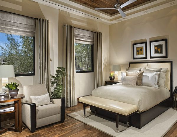 bedroom window treatments 3 Ways to Boost Home Energy Efficiency Using Décor