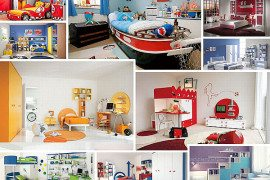 Modern children's bedroom design ideas'