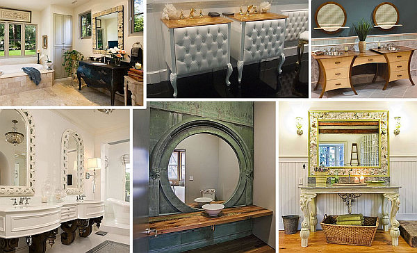 classy bathroom vanities 14 Vanity Designs to Class up Your Bathroom Style