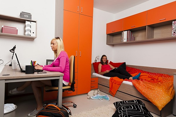 college dorm room design 4 Ideas for a More Stylish College Dorm