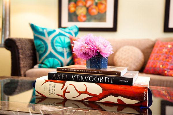 colorful living room decor Three Affordable Ways to Add Continual Color in Your Home