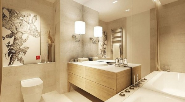 cream bathroom decorating design ideas decoist