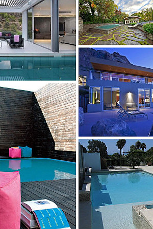 decked out - pool terrace design ideas