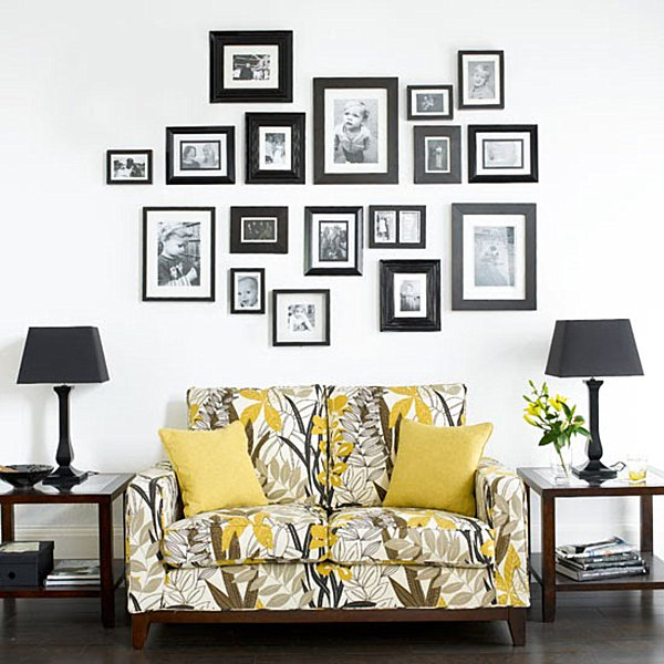 Photo Displays On Walls Helpful Hints For Displaying Family Photos On Your Walls