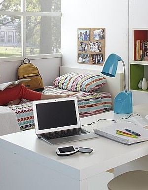 Fancy modern college dorm design