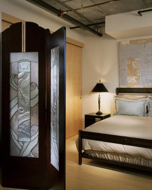 feng shui bedroom screen