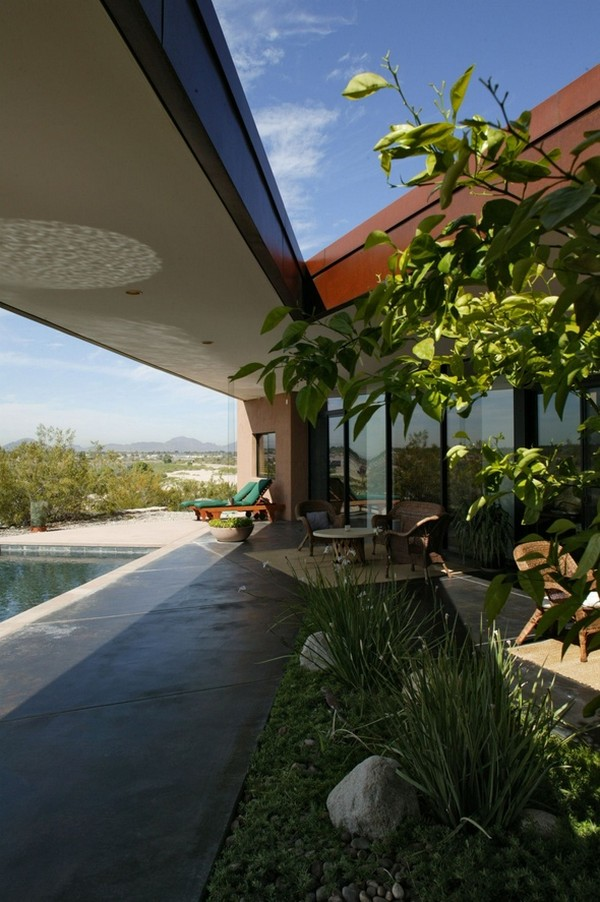 green design –  Riverfront Residence in Arizona 7