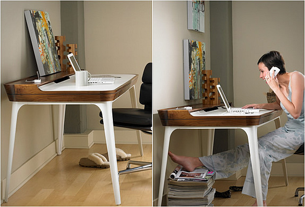 liked - Home Office Desk Design
