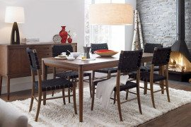 indoor extension dining table 270x180 17 Expandable Wooden Dining Tables