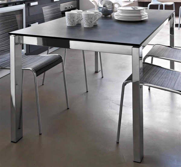 Lets Lighten Things Up With The AMBER Table From Vitamin Design Easily Expanded To Meet Your Group Dining Needs Piece Is Available In Four Basic
