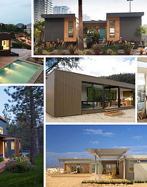Modular homes designs with a modern flair