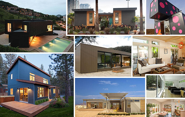 Genial 8 Modular Home Designs With Modern Flair