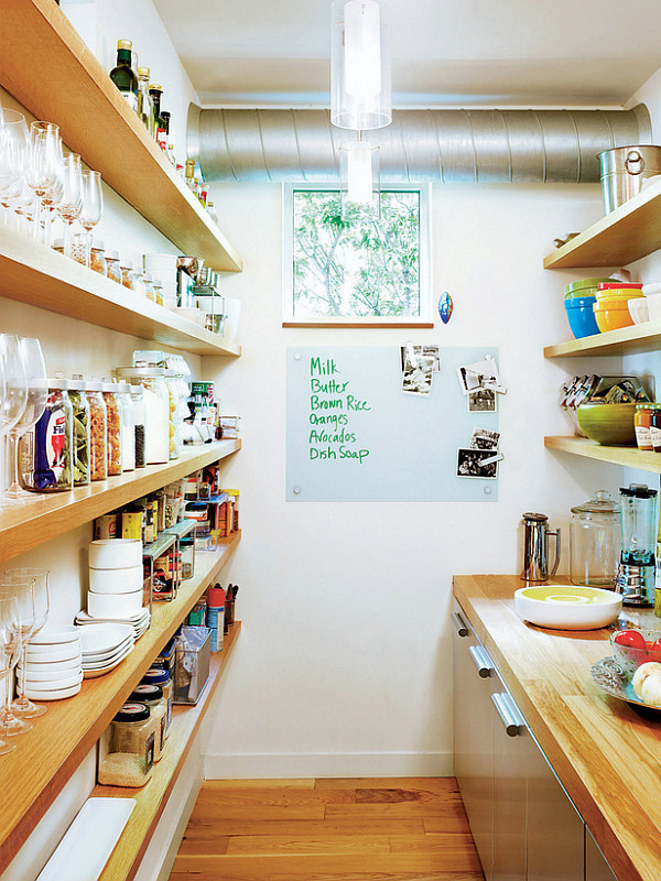 Getting Your Pantry In Shape Seven Ideas That Make The