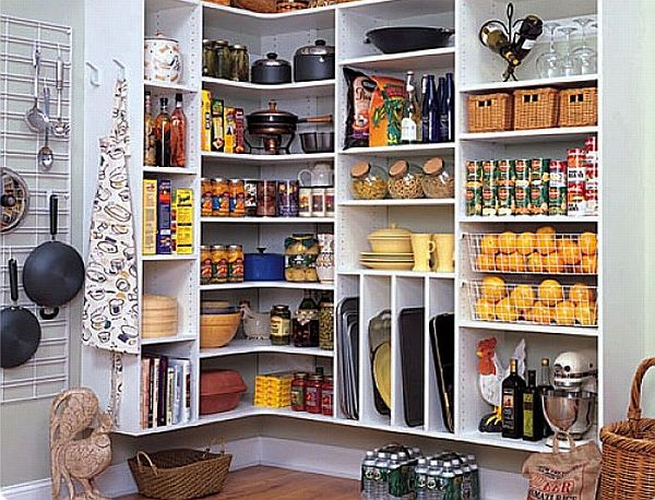 pantry organizing tools