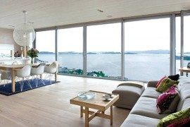 Scandinavian Dream: Northface House in Norway