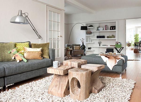 Elegant Coffee Table Design Ideas