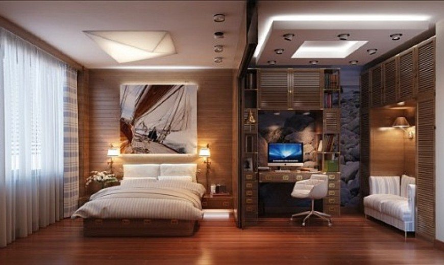 23 modern bedroom designs