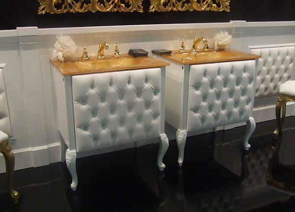 Excellent Luxury Bathroom Vanities  Home Design Ideas
