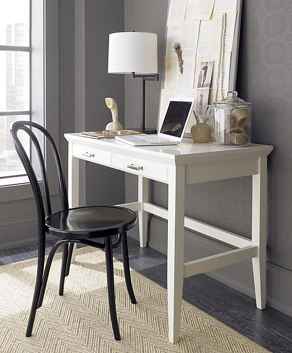 small white desk 20 stylish home office computer desks 28595