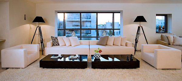 Modern Living Room Table Decor coffee table design ideas