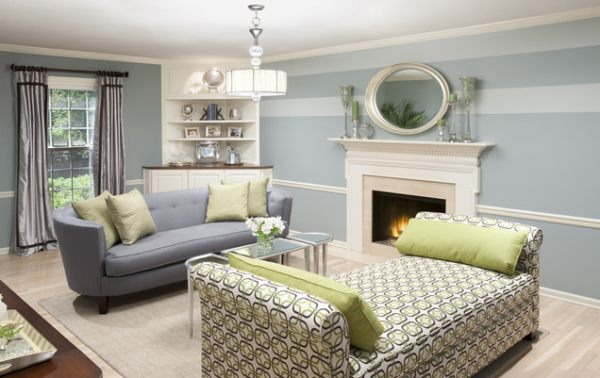 Painted Living Room Entrancing Living Room Paint Ideas Find Your Home's True Colors Design Inspiration