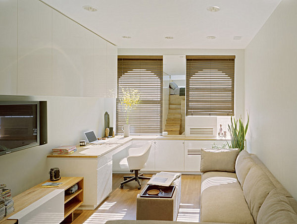 Compact Living Ideas space-saving design ideas for small living rooms