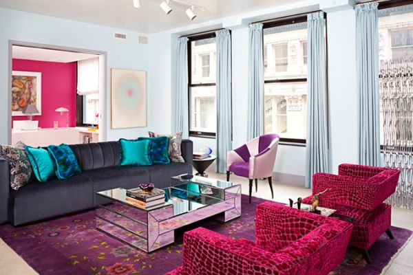 Living Room Paint Ideas: Find Your Home's True Colors Jewel Tones ...