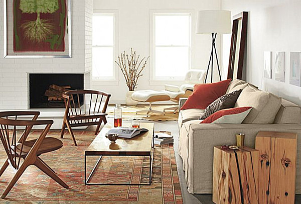 How To Decorate A Living Room: living room arrangements