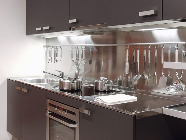View In Gallery A Modern Small Kitchen