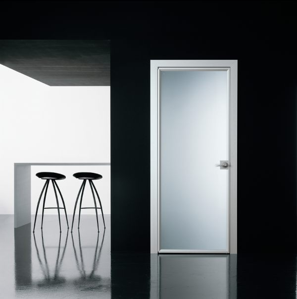 Modern Door Designs For Your Home: modern glass doors interior