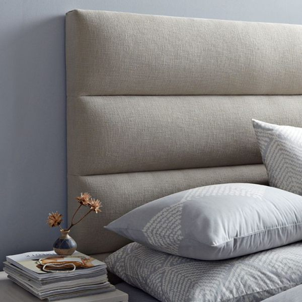 20 modern bedroom headboards for Modern headboard diy