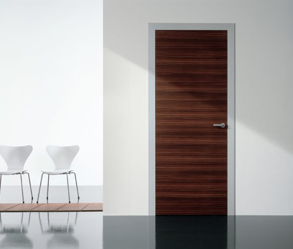 Modern door designs for your home for Modern wooden main door design
