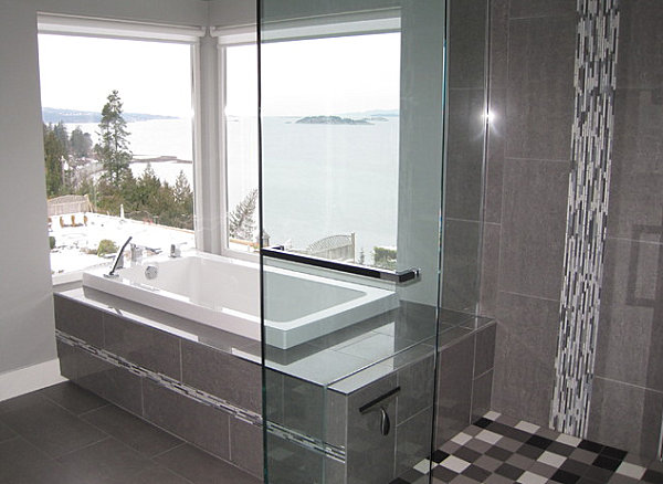 Contemporary Bathtubs That Fit Your Space