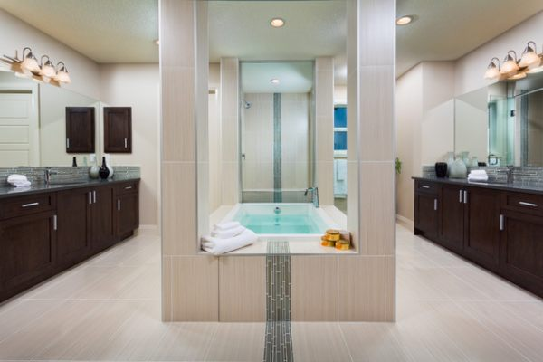 Unique Bathroom Tub Ideas