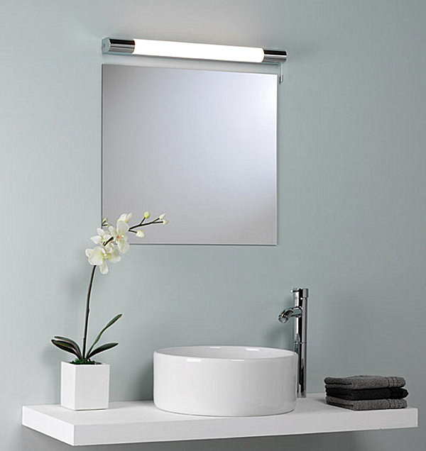 Original Enhancing Modern Bathroom Lighting  HomeoOfficeeCom