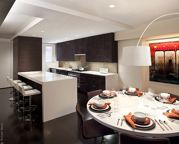 An Ultra Modern Kitchen
